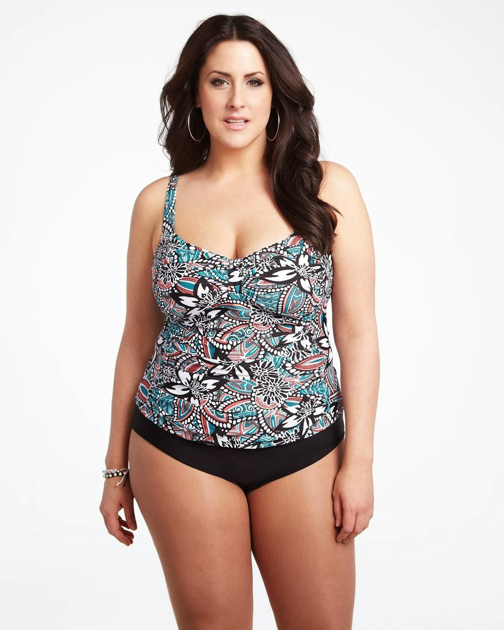Tips On Finding The Swimsuit Ideal For Chubby Girl How