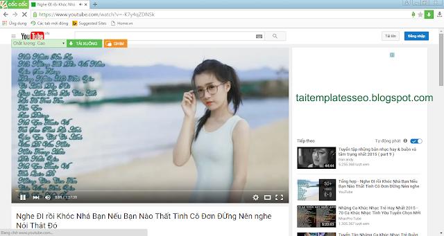 Thủ thuật tải video đơn giản từ Youtube không cần phần mềm