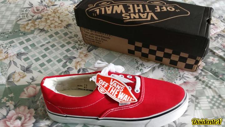 zapatillas Vans muy económicas
