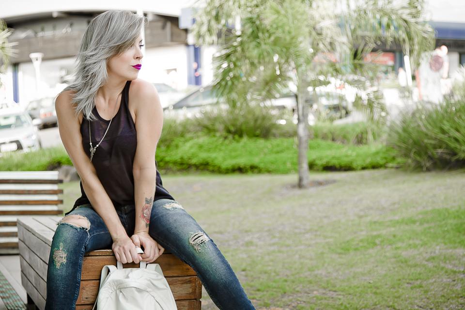 brazilian connection, Carol Maya , Brazilian Blogger, Urban Women , Casual , Ellus Jeans , Made in Brazil,
