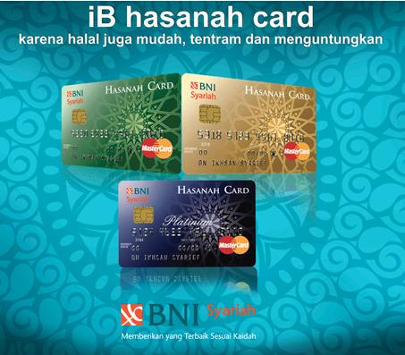 Kartu Kredit Syariah Tanpa Bunga Tanpa Riba
