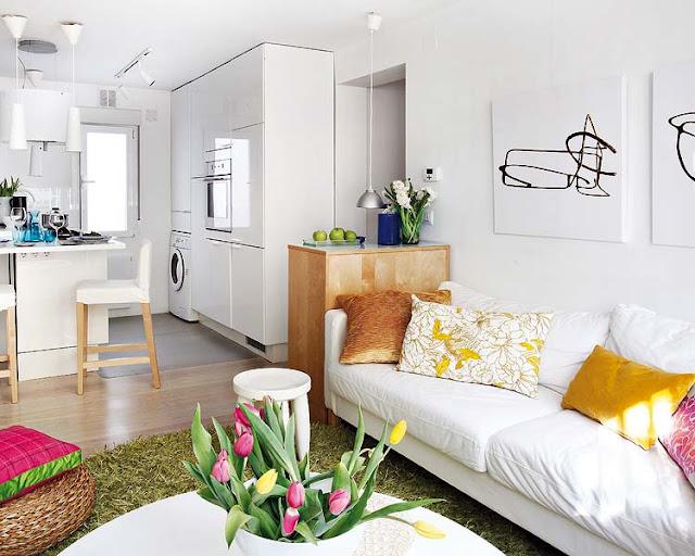 decoracao de cozinha e quarto juntos : decoracao de cozinha e quarto juntos:decoração de cozinha e quarto juntosIdéias de decoração para casa