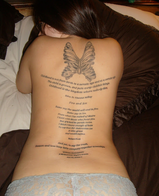 Tattoo Sayings