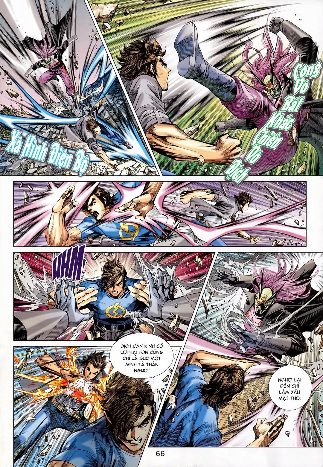 Tân Tác Long Hổ Môn trang 61