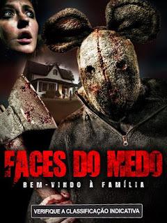 Faces do Medo: Bem Vindo à Família - DVDRip Dual Áudio