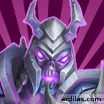 Satria Maut (Death Knight) - Pahlawan Legenda - Konflik Kastil