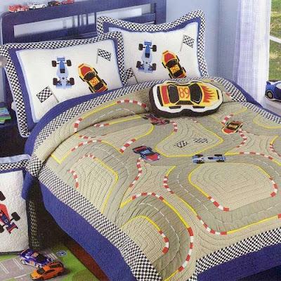 Cubrecamas en patchwork para niños y adolescentes ~ Decoracion de ...