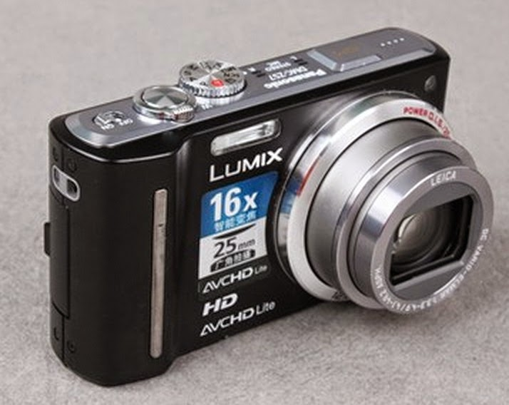 panasonic lumix tz10 software