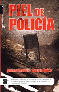Piel de Policía - Andreu Martín