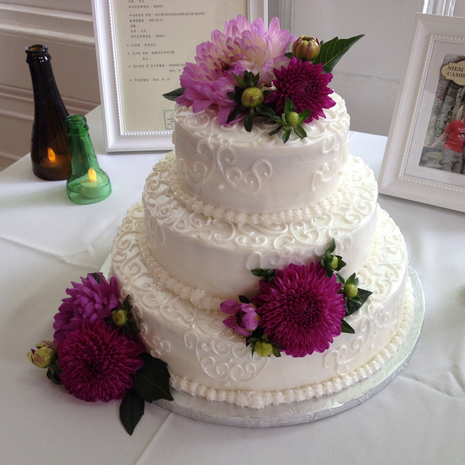 Catering Wedding Cake Www Cateringbyteatime