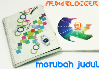 warna judul blog