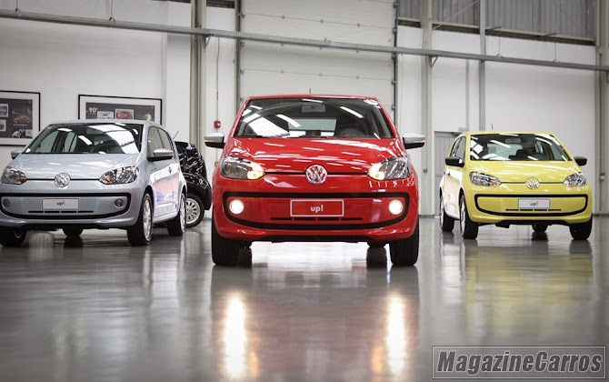 Novo VW UP 2014 Preço, ficha tecnica, lançamento Brasil
