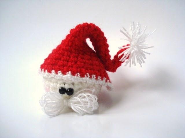 Amigurumi Father Christmas : AllSoCute Amigurumis: Crochet Amigurumi Santa Claus / Noel ...
