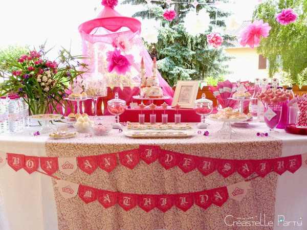buffet de princesse