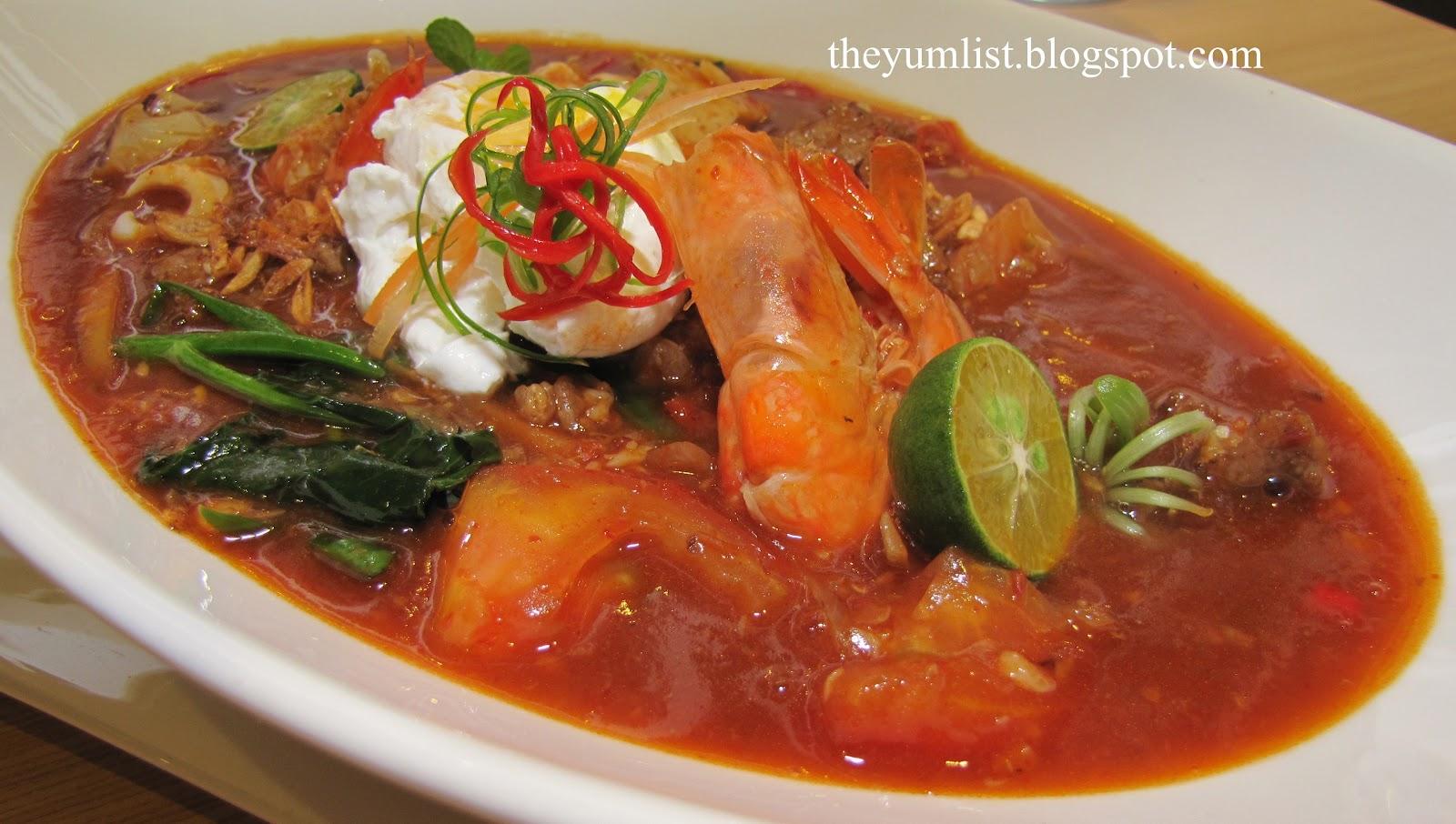 Lunch Buffet - Review of Restoran Rebung Chef Ismail ...