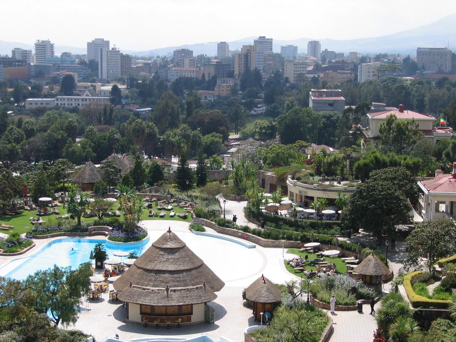 Phoebettmh Travel: (Ethiopia) - Addis Ababa - The Highest