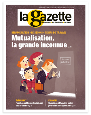Clod illustration Gazette des Communes