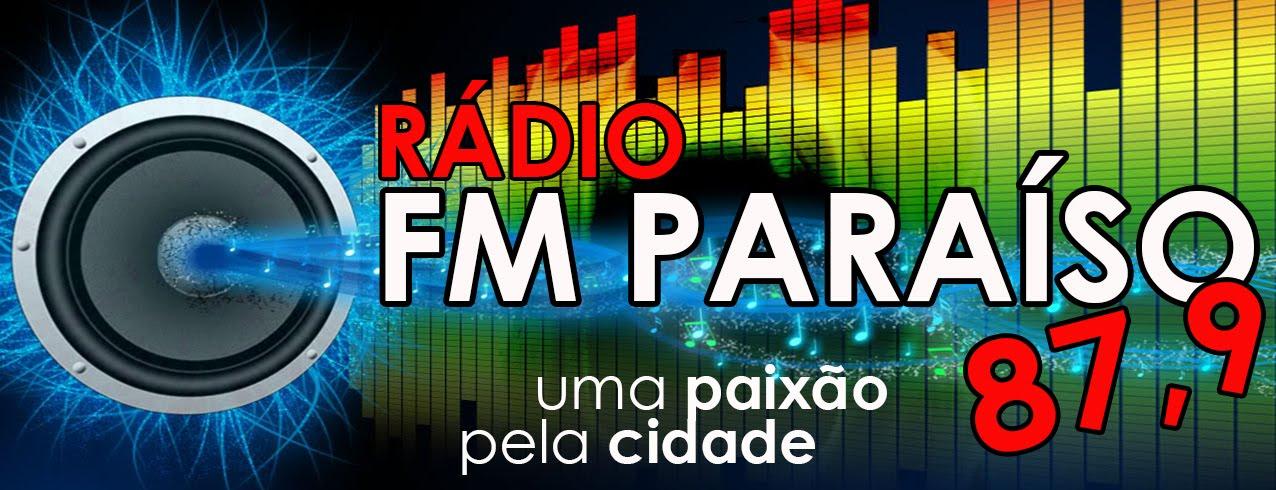 Rádio FM Paraíso