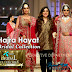 Hajra Hayat Bridal Collection at Telenor Bridal Couture Week 2014