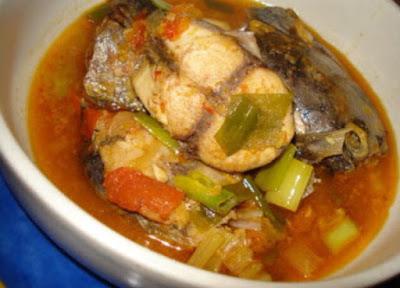 Resep Semur Tongkol Pedas Mudah Dan Praktis resep masakan ikan tongkol yang sederhana enak resep tongkol masak kecap pedas Sederhana resep olahan tongkol pedas mudah dan praktis