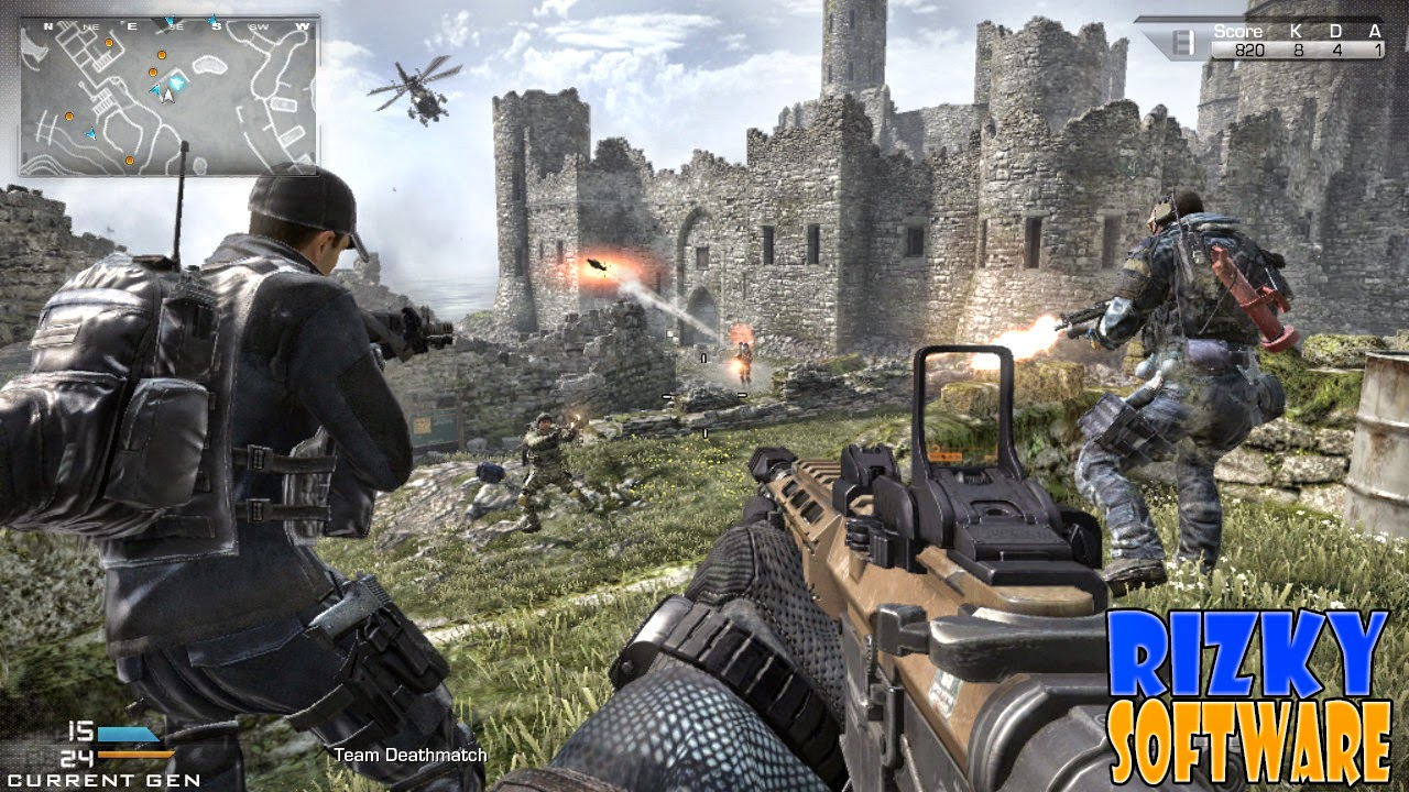 Download Game Call Of Duty Ghost For PC Full Version Single Link