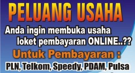 Peluang Bisnis Pulsa PPOB Istana Reload Agen Pulsa Online Termurah
