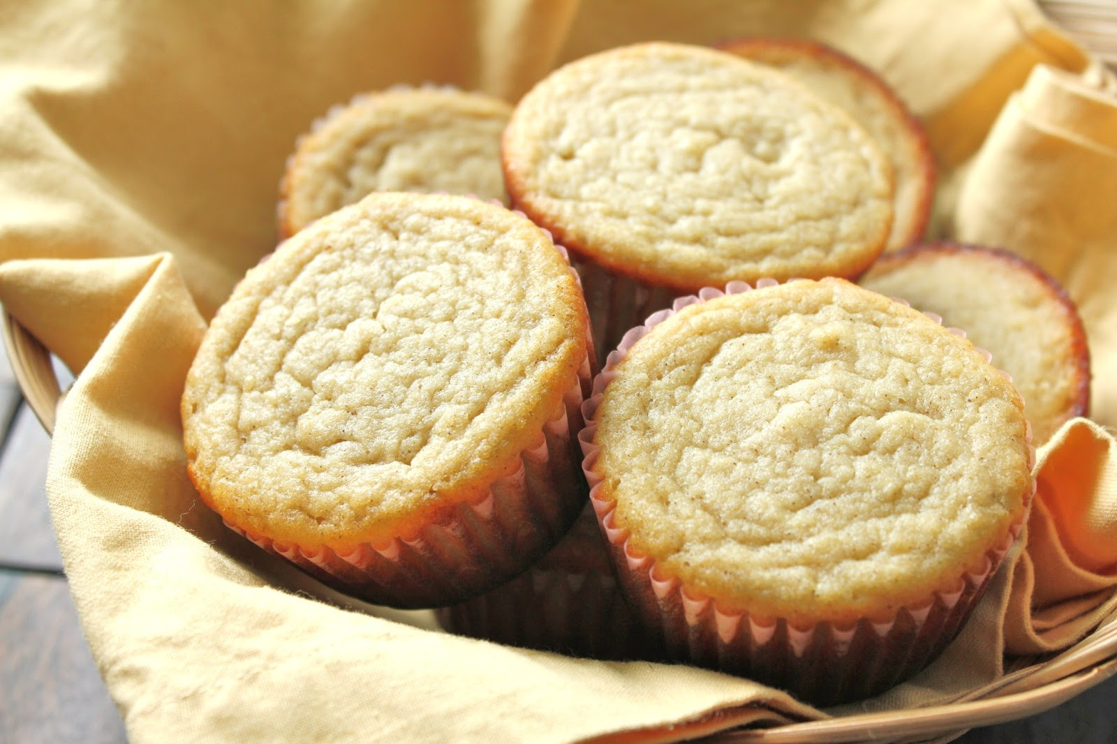 Delicious as it Looks: Low-Fructose Sorghum Muffins with Maple Butter