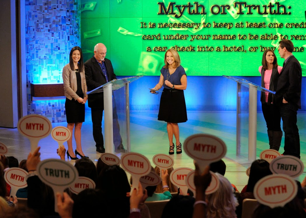 Katie Couric Show Money Myth Busters
