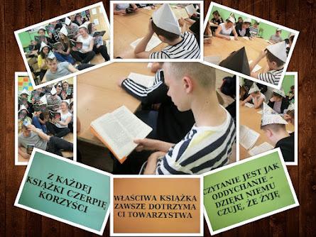 Aktywizuję uczniów na lekcji :)