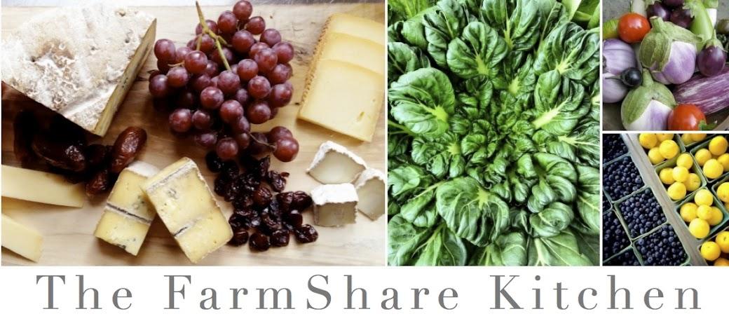 The FarmShare Kitchen