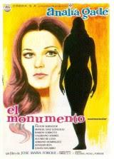 El monumento (1970) Comedia con Analía Gadé