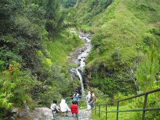 Wisata Air Terjun Kedung Kayang Magelang Jawa Tengah