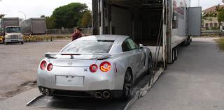 International auto shipping companies