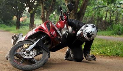 Tips dan Cara Mengatasi Sepeda Motor Oleng Saat Dikendarai