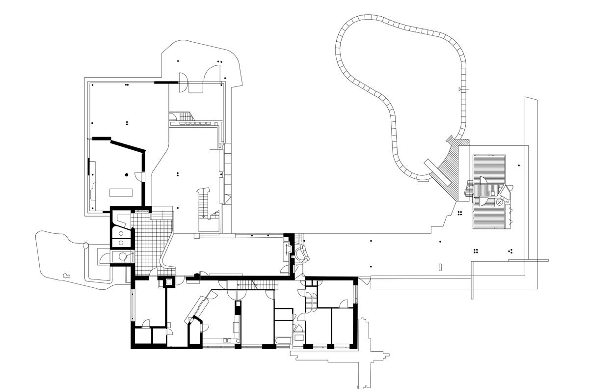 Qing Li Jenny Arch1202 Villa Mairea Draft Drawings
