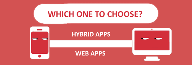 Hybrid Apps vs Web Apps