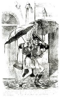 Caricatura Periódico El Mosquito