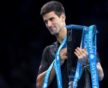 Novak Djokovic ganó el Masters sin jugar la final: Roger Federer se retiró por lesión