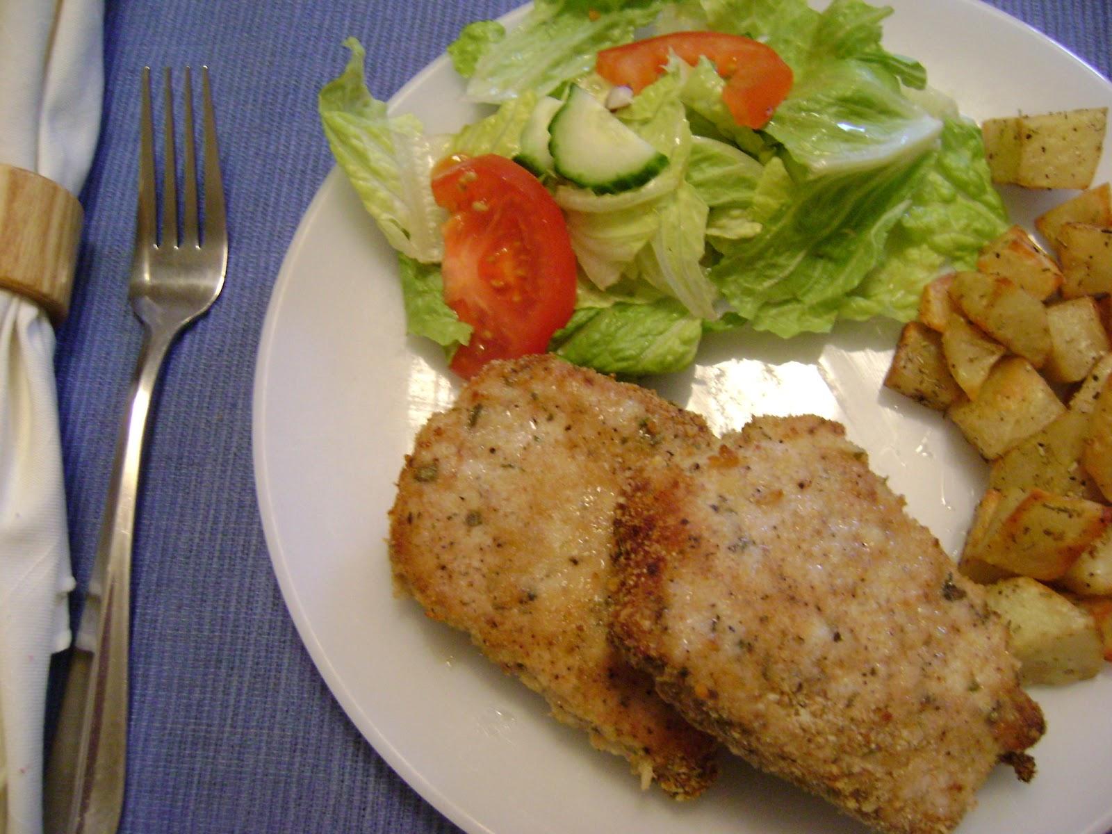Ovenbaked Pork Chops