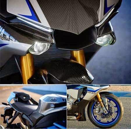 Fitur Yamaha YZF-R1M