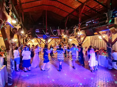 Nunta la Hanul Vlasia cu DJ Cristian Niculici - dj nunta Ilfov