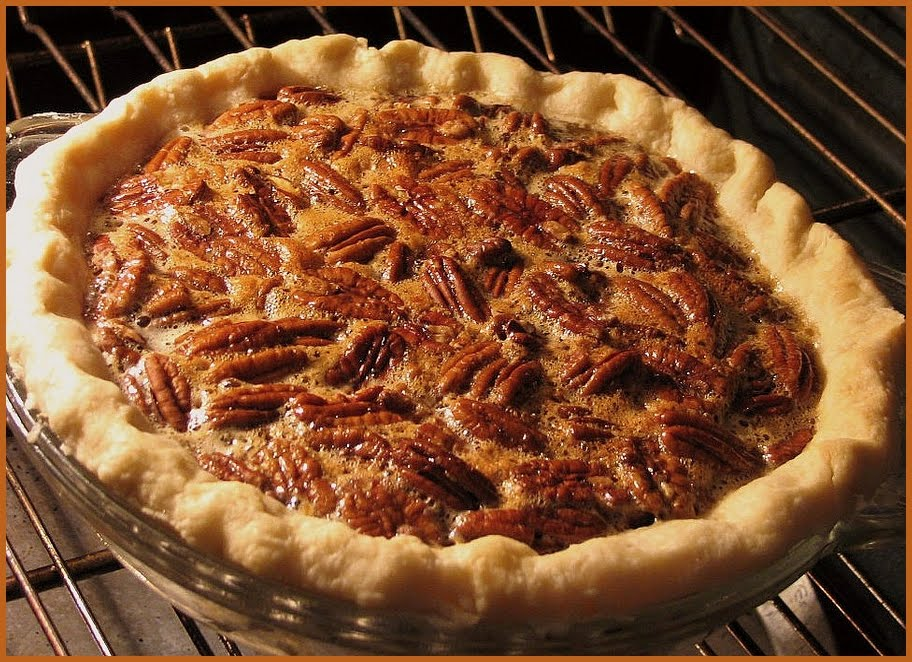 ... Pecan Pie for when you're craving a bite of Southern Sweetness