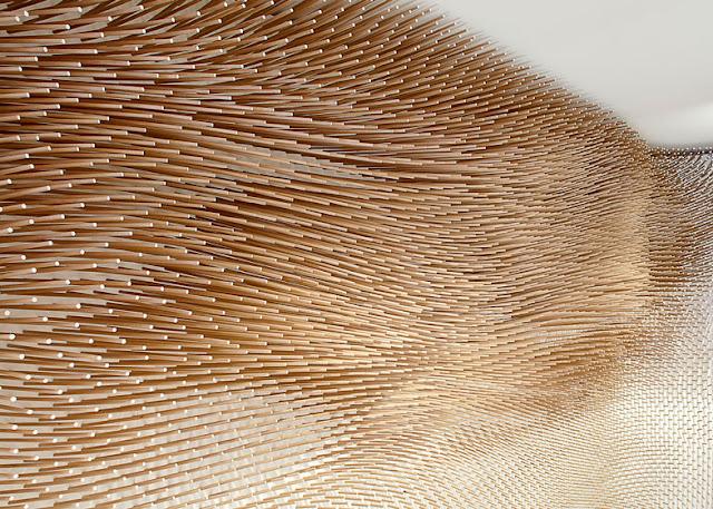 Gegen Lärmbelästigung optische Kunst als Wanddekoration – nicht leichter Tipp zum Selbermachen