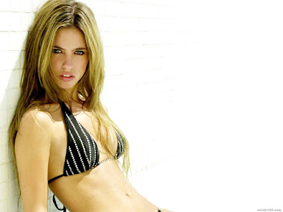 Argentina Fashion Model Rocio Guirao Diza HD Wallpapers
