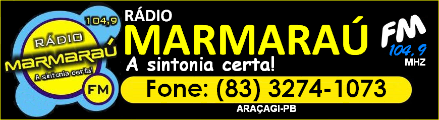 Rádio Marmaraú FM: 104,9 - A sintonia certa!