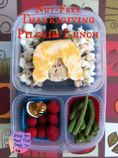 healthy school lunch cutezcute pilgrim girl easylunchboxes