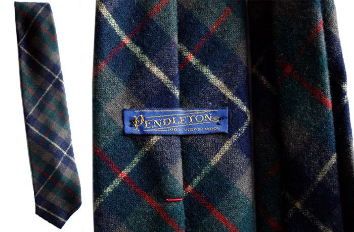 Pendleton tie