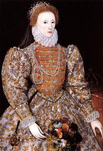 Elizabeth Tudor 1533 1603