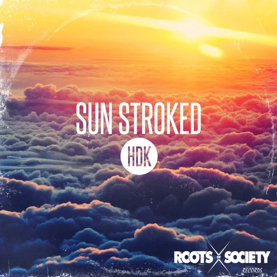 Sun Stroked EP von Helldogs Kris