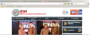 website resmi bsi, login bsi